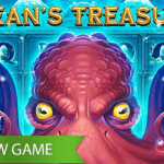 Submerge into a new underwater adventure with NetEnt's Ocean's Treasure™ slot