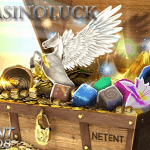 Win cash prizes through March at CasinoLuck with a €250.000 prize pool available!