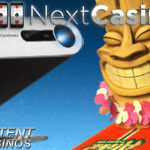 Win free Spins and an Ultra Portable Mini Projector with NextCasino's Cyber Travel promotion