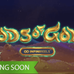 NetEnt introduces infinite reels in the upcoming Gods of Gold INFINIREELS™ slot