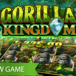 Gorilla Kingdom™ slot now ready to take you to the deepest of the Congolese jungle
