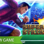 It's time to score with NetEnt's new Super Striker™ video slot