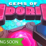 NetEnt's first ever Real-Time 3D slot Gems of Adoria™