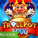 Trollpot 5000™ slot machine soon to arrive at the NetEnt Casinos