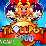 Trollpot 5000™ slot brings original fruit machine feel