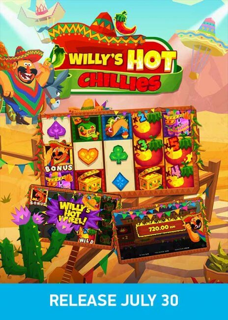 Willy's Hot Chillies™ slot