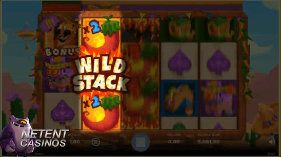 Willy's Hot Chillies Touch® Wild Stack
