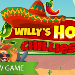 NetEnt spices up its game with Willy's Hot Chillies™ videoslot