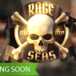 What brings the new Rage of the Seas™ video slot in ten days?