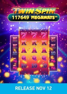 Twin Spin Megaways™ slot