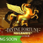 Divine Fortune™ meets Megaways™ in the upcoming Divine Fortune MegaWays™ slot
