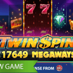 Twin Reels feature returns in new Twin Spin Megaways™ video slot