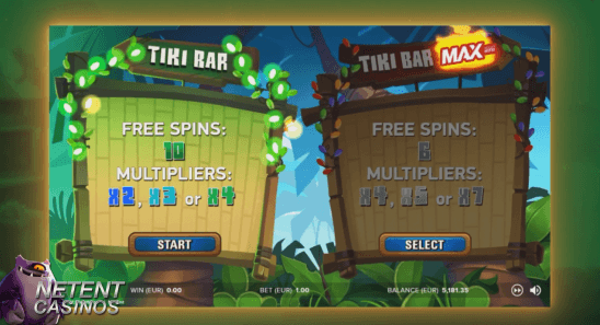 Aloha Christmas Touch® Max Free Spins