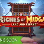NetEnt announces first Buy Feature slot with the Riches of Midgard™ slot
