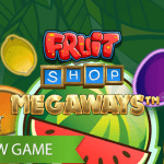 Fruit Shop Megaways™ video slot is NetEnt's 3rd Megaways game