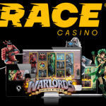 Race to Race Casino for the awarding Warlords™ slot challenge