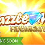 Dazzle Me Megaways™ slot upcoming addition to the Megaways series