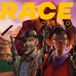 Take a ride through Race Casino's Wild West Casino Tournament!