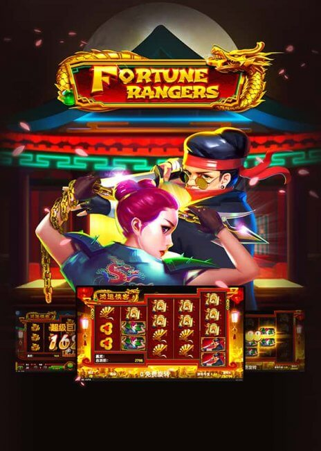 Asian slots Fortune Rangers