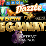 What games to be found in the NetEnt Megaways slots series?