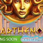 NetEnt announces Greek-themed Parthenon™ slot