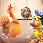 Top 5 Easter slots from NetEnt