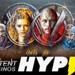 Play NetEnt's Vikings slot during the Valhalla Tournament
