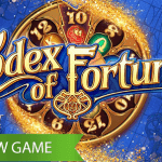 Codex of Fortune™ online slot introduces Save the Key feature