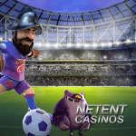NetEnt's Olympic Slots Games