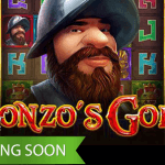 Check out the Gonzo's Gold™ gameplay preview