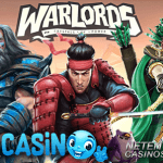 €/$/£ 222 extra to earn with Warlords™ videoslot challenge