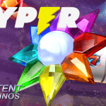 Go for the All Stars slots at Hyper Casino this month!