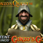 Gonzo slots series extended with Gonzo's Gold™